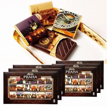 チェコお土産 | プラハチョコレート 6箱セット【171226】