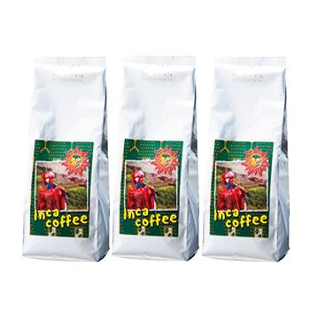 ペルーお土産   ペルーコーヒー 3袋セット【182123】