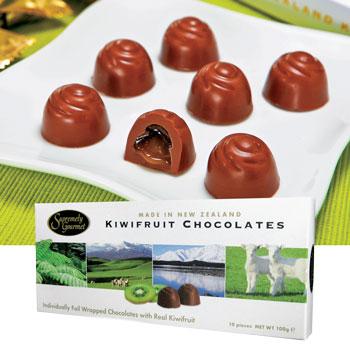 ニュージーランドお土産 | キウイフルーツ チョコレート【185056】