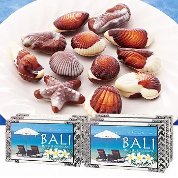 バリ・インドネシアお土産 | バリ シーシェルチョコレート 6箱セット【176072】