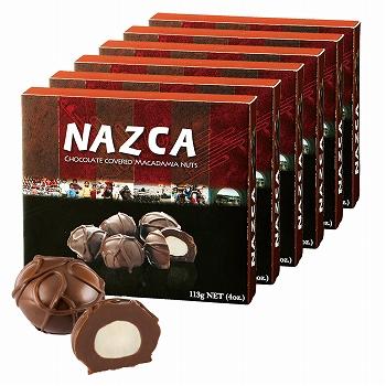 ペルーお土産   ナスカチョコレート 6箱セット【172124】