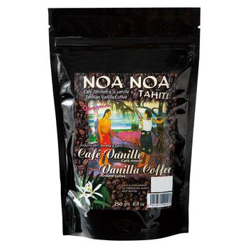 タヒチお土産 | ノアノア バニラコーヒー【184108】