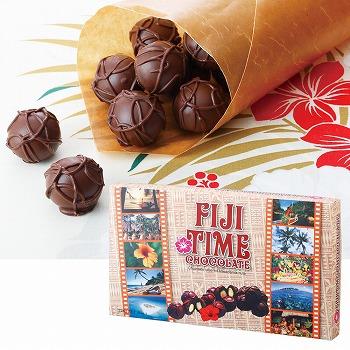 フィジーお土産 | FIJI TIME チョコレート 1箱【185084】