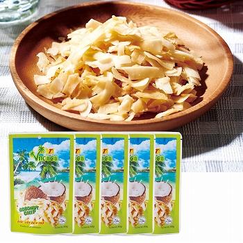 ココナッツチップス 5袋セット【186028】