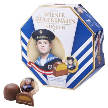 オーストリアお土産 | ウィーン少年合唱団 チョコレート【171241】