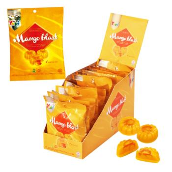 インドネシアお土産 | マンゴーグミ 12袋セット【176079】