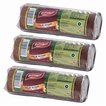 インドネシアお土産 | インドネシア パームシュガー 3袋セット【176082】