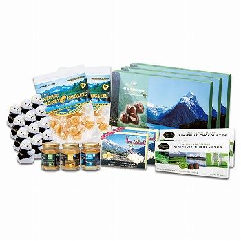 ニュージーランドお土産 | ニュージーランド バラエティセット まとめ買いお得セット【175067】