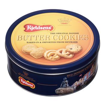 デンマークお土産 | ケルドセン オリジナルバタークッキー【181287】
