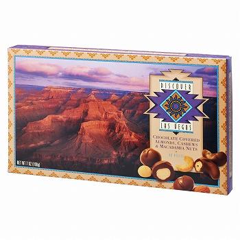 アメリカお土産 | グランドキャニオンミックスナッツチョコレート【182012】