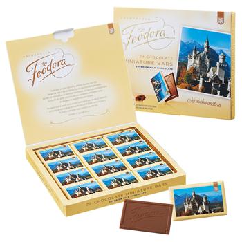 ドイツお土産 | フェオドラ チョコレート 2箱セット【181108】