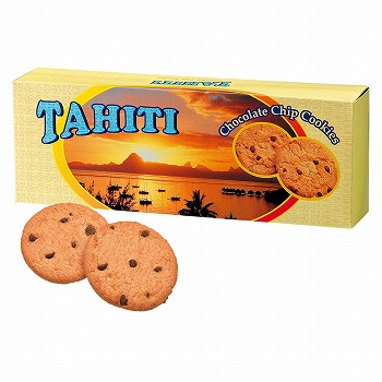 タヒチお土産 | タヒチ チョコチップ クッキー【184112】