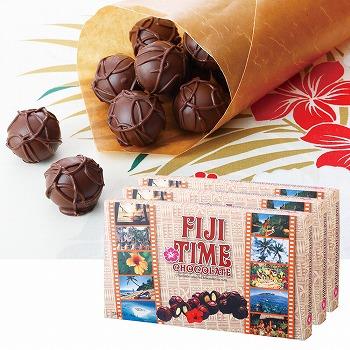 フィジーお土産 | FIJI TIME チョコレート 3箱セット【185085】