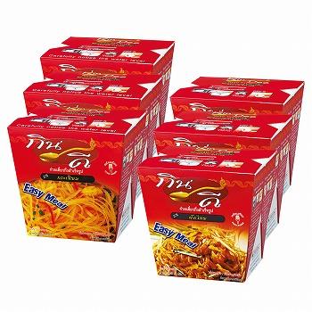 タイお土産 | タイ インスタントヌードル 2種6箱セット【186017】