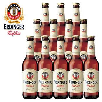 ドイツお土産 | エルディンガー ヴァイスビール 12本セット【R71033】