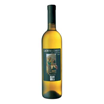 イタリアお土産   ラクリマ クリスティー 白ワイン【R71003】