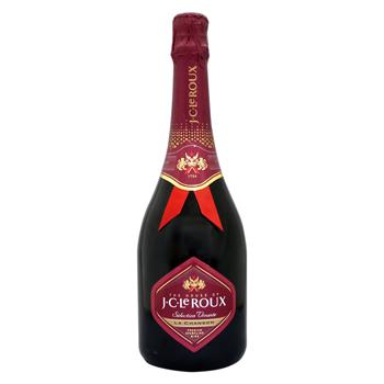 アフリカお土産 | J.C.ル・ルー シャンソン スパークリングワイン赤【R71096】