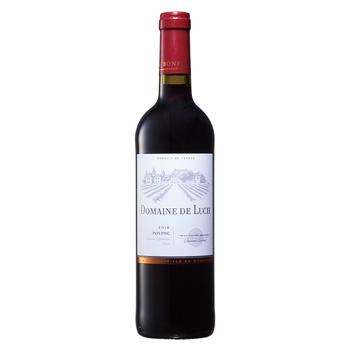 フランスお土産   ドメーヌ・ド・ルーシュ ルージュ 赤ワイン やや軽口【R81030】