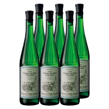 ドイツお土産 | リースリング カビネット 5本で1本サービス 白ワイン やや甘口【R81043】