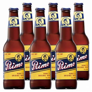 アメリカ・ハワイお土産 | プリモビール 6本セット【R82002】