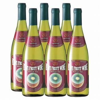ニュージーランドお土産 | キウイフルーツワイン 6本セット【R75013】