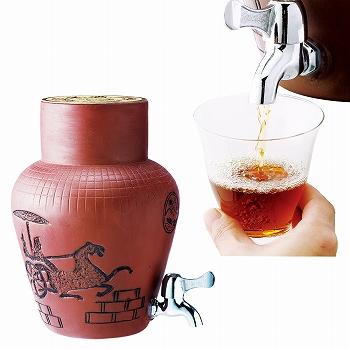 中国お土産 | 紹興老酒(ショウコウラオチュウ)5Lサーバー入り [別送][代引不可][翌日配送不可]【F77002】