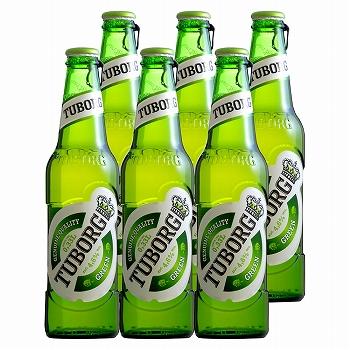 デンマークお土産 | デンマークビール ツボルグ 6本セット【R71088】
