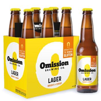 アメリカお土産 | オミッション ラガー ビール 6本セット【R82003】