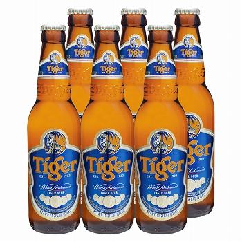 シンガポールお土産 | タイガービール 6本セット【R76010】
