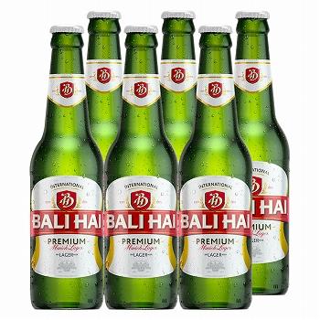 インドネシアお土産 | インドネシアビール バリハイ 6本セット【R76012】