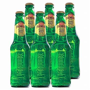 ミャンマーお土産 | ミャンマープレミアムビール 6本セット【R76017】