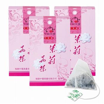 中国お土産 | ジャスミン茶ティーバッグ 3箱セット [別送][代引不可][翌日配送不可]【177122】
