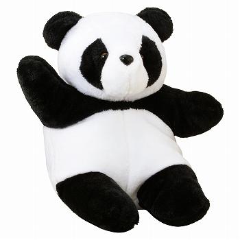 中国お土産 | パンダ人形 [別送][代引不可][翌日配送不可]【177141】