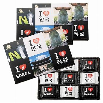 韓国お土産 | ソウル チョコレート 3箱セット [別送][代引不可][翌日配送不可]【178014】
