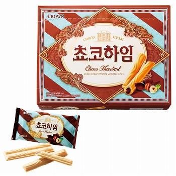 韓国お土産 | 韓国 チョコハイム 1箱 [別送][代引不可][翌日配送不可]【178016】