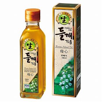 韓国お土産 | 生えごま油 [別送][代引不可][翌日配送不可]【178009】