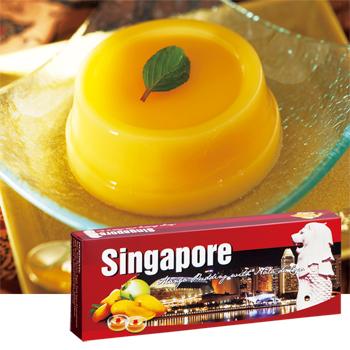 シンガポールお土産 | シンガポール マンゴープリン【176056】