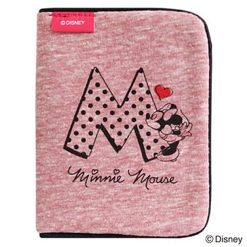 旅行用品 | ディズニー TSパスポートカバー ミニーマウス レッド【105375】