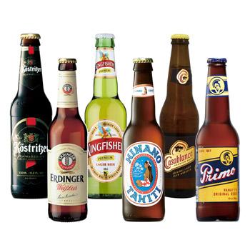世界のビール飲み比べ6本セット【R06111】